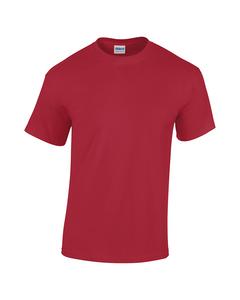 Gildan Heren Zwaar Katoenen Korte Mouw T-shirt