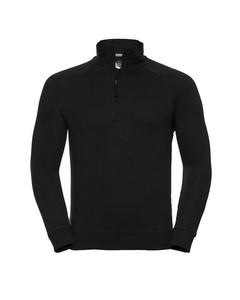Russell Mens Authentic Quarter Zip Sweatshirt