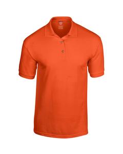 Gildan Volwassen Dryblend Jersey Short Sleeve Polo Shirt