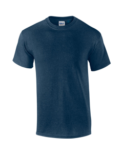 Gildan Heren Ultra Katoenen Korte Mouw T-shirt