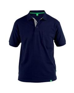 Duke Herren D555 Kingsize Pique-Poloshirt Grant