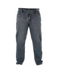 Duke Herren Rockford Kingsize Komfort Fit Jeans