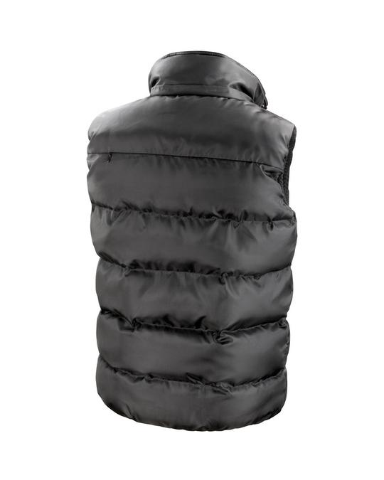 Result Result Mens Core Nova Lux Padded Fleece Lined Bodywarmer Jacket