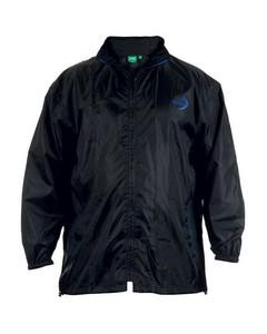 Duke Mens Zac Kingsize D555 Packaway Weather Proof Rain Jacket
