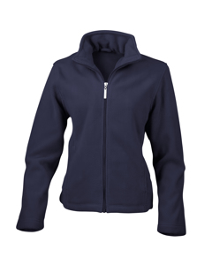 Result LaFemme® Semi-Micro Damen Fleece-Jacke