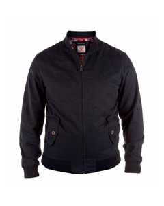Duke Mens Windsor Cotton Harrington Jacket