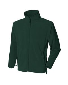Henbury Mens Microfleece Anti-pill Jacket