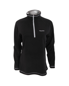 Craghoppers Dames/dames Seline Half Zip Micro Fleece Top