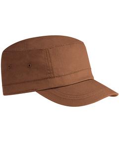Beechfield Unisex Organic Cotton Army Cap (pack Of 2)