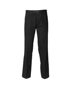 Henbury Teflon® Coated Stain Resistant Flat Front Chino Workwear Trousers