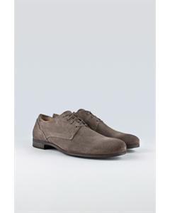 Dirty Low Suede Taupe