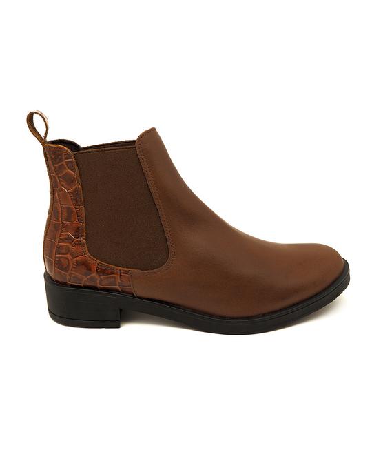 Misu Ankle Leather Boots