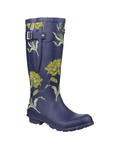 Cotswold Womens/ladies Windsor Printed Wellington Boots