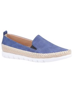 Divaz Vrouwen/dames Kendall Slip On Nubuck Summer Shoe