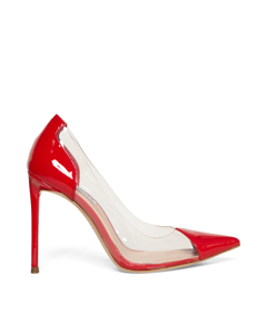 Malibu Pumps Red Patent