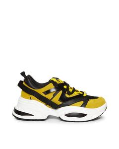 Fay Sneaker  Yellow Multi