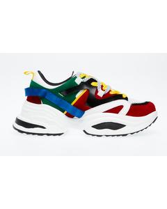 Fay Sneaker  Bright Multi