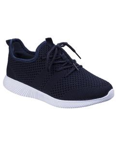 Divaz Womens/ladies Heidi Knit Shoes