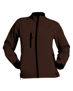 Sols Womens/ladies Roxy Soft Shell Jacket (breathable, Windproof And Water Resistant)