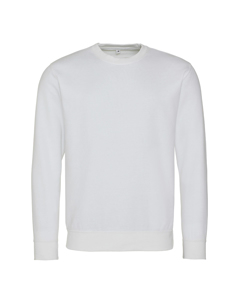 AWDis Hoods Herren Langarm Washed Look Sweatshirt