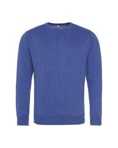 Awdis Kappen Heren Lange Mouwen Gewassen Look Sweatshirt