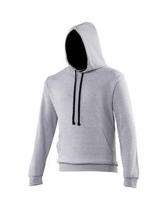 Awdis Varsity Hooded Sweatshirt / Hoodie