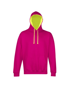 Awdis Hoods Mens Superbright Hooded Sweatshirt / Hoodie (280 Gsm)