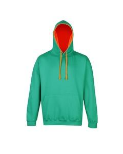 Awdis Hoods Mens Superbright Hooded Sweatshirt / Hoodie (280 Gsm)