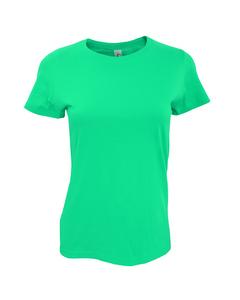 Sols Dames/dames Imperial Heavy Short Sleeve T-shirt