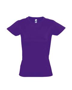 Sols Womens/ladies Imperial Heavy Short Sleeve T-shirt