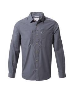 Craghoppers Mens Kiwi Boulder Long Sleeved Shirt