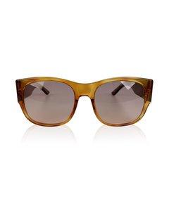 Christian Dior Beige Acetate Sunglasses Mod: DIORAMA