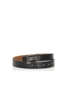 Hermes Constance Leather Belt Green