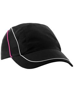 Beechfield Unisex Baseballkappe Coolmax® Flow (2 Stück/Packung)