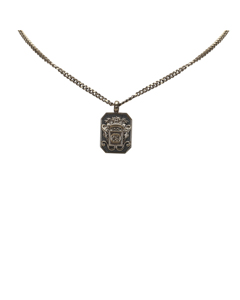 Gucci Interlocking G Pendant Necklace Gold