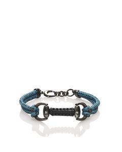 Gucci Cotton Bracelet Blue