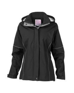 Result Damen Multifunktionsjacke / Outdoor-Jacke La Femme, wasserdicht, winddicht