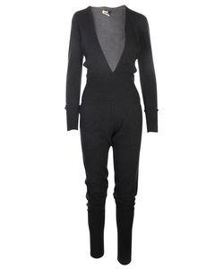 Dark Grey Cashmere Jumpsuit