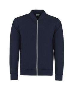 AWDis Herren Undergrad Sweater-Jacke mit Reißverschluss