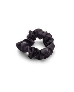 Silky Sleep Scrunchies 5-pack  Black