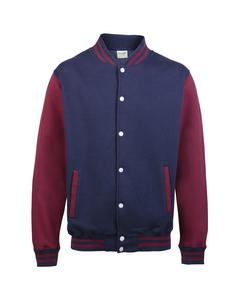 Awdis Kinder Unisex Varsity Jacket / Schoolkleding