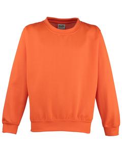 Awdis Childrens Unisex Electric Sweatshirt / Schoolwear (pack Of 2)