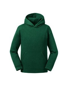 Russell Kids/childrens Authentic Hooded Sweatshirt