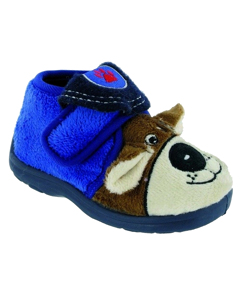 Mirak Bungle Childrens Touch Slipper / Boys Slippers / Childrens Slippers
