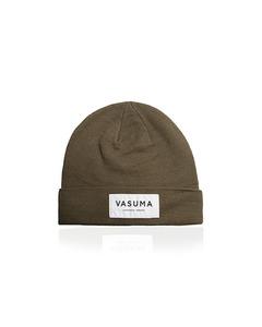 Vasuma Organic Beanie Army