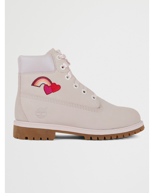 Timberland 6 In Premium Wp Boot Light Lilac