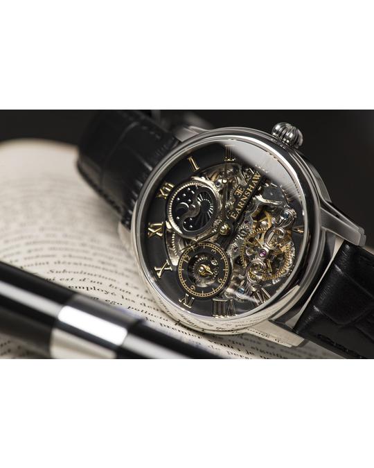 Thomas Earnshaw Longitude Automatic Skeleton Watch - Es-8006-04