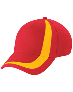 Beechfield World Flags Nations Gb Baseball Cap / Headwear (pack Of 2)