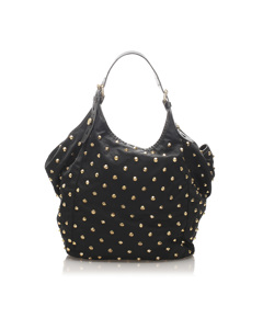 Givenchy Studded Sacca Tote Bag Black