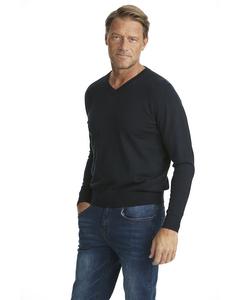 V-neck Sweater Navy